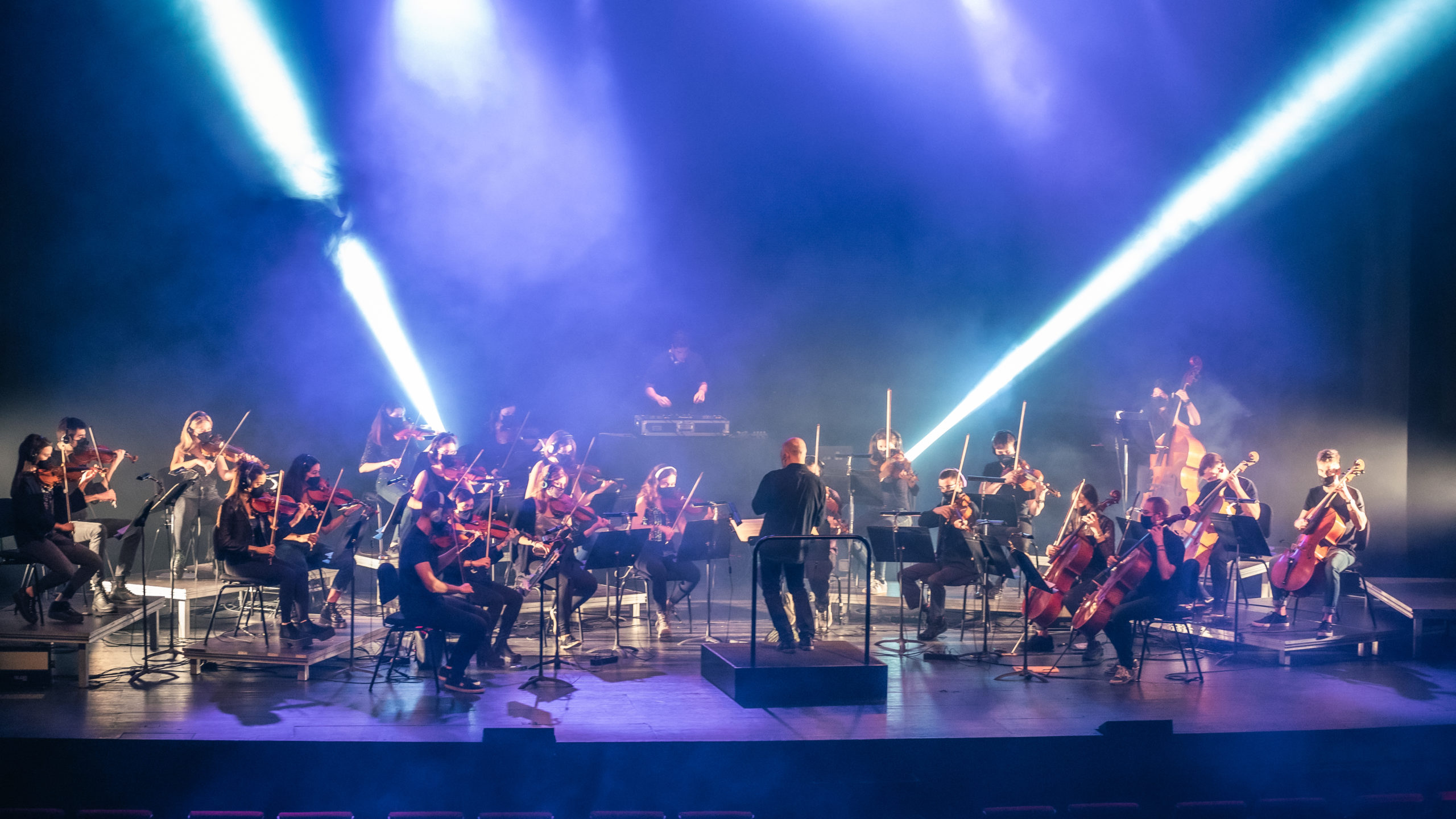 Electrobacasis orquestra